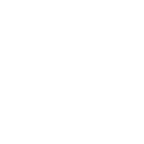 White line Icon of dental aligners