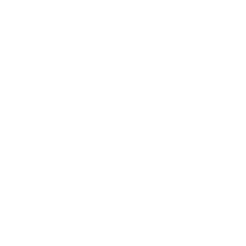 White line Icon of family members