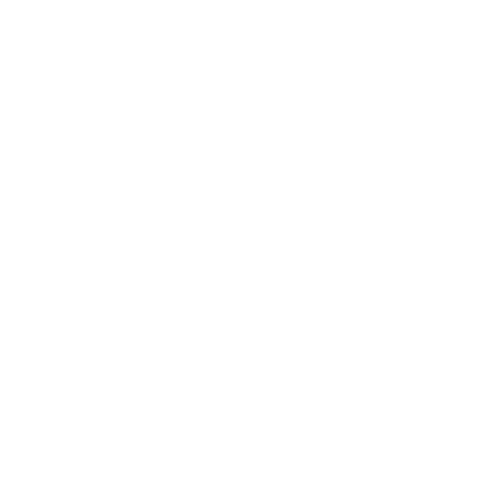 White line icon of a big smile